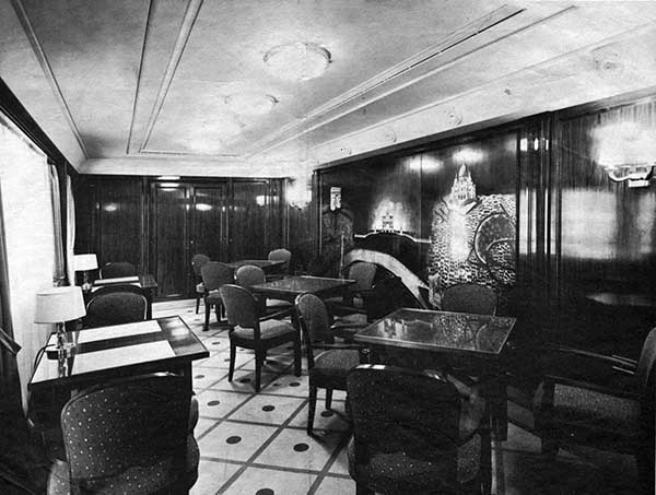 First Class Writing Room